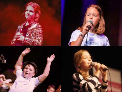 Individuele zanglessen voor kids, tieners en jongeren tot 21 jaar