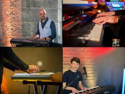 Piano - Keyboards onder 21 jaar